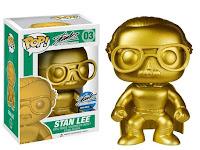 Funko Pop! Gold Stan Lee