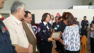 Bomberos Mérida reconoció labor del personal con más de 20 años de servicio