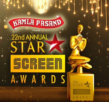 '22nd Star Screen Awards' Star Plus Show Nominees,Host,Pics,Winner,Voting,Timing,Promo
