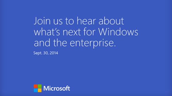 """""""مايكروسوفت"""" تكشف عن """"Windows 9"""" نهاية سبتمبر"""