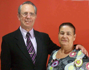 Pr Julio Pacheco Lopes e Virgilina Vieira Lopes