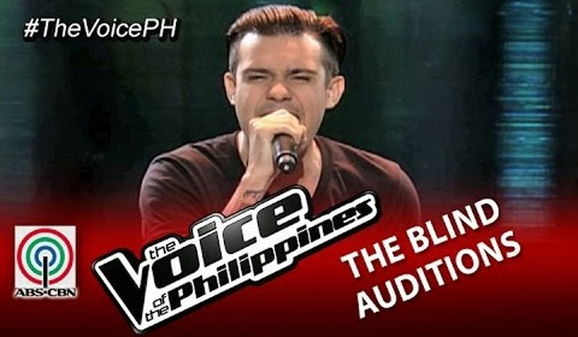 Jason Fernandez Sings 'Huling El Bimbo' on The Voice of the Philippines Season 2 Blind Audition Video Replay