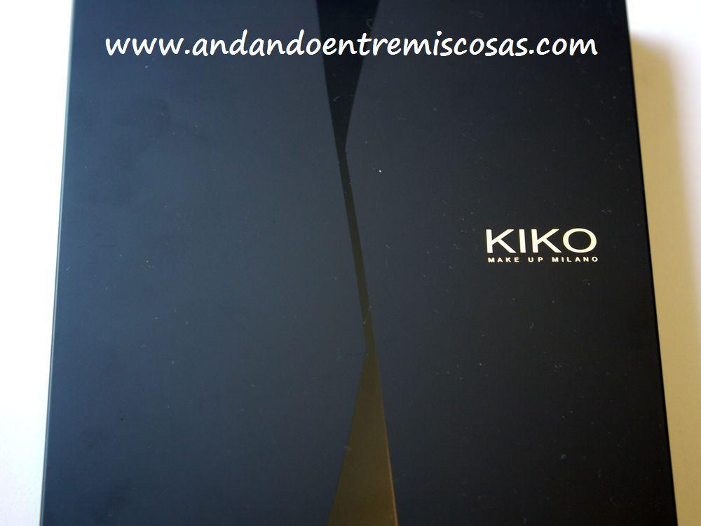 Paleta De 9 Sombras De Kiko