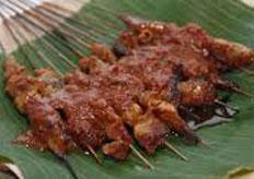 Resep praktis (mudah) sate ambal khas kebumen spesial (istimewa) enak, lezat
