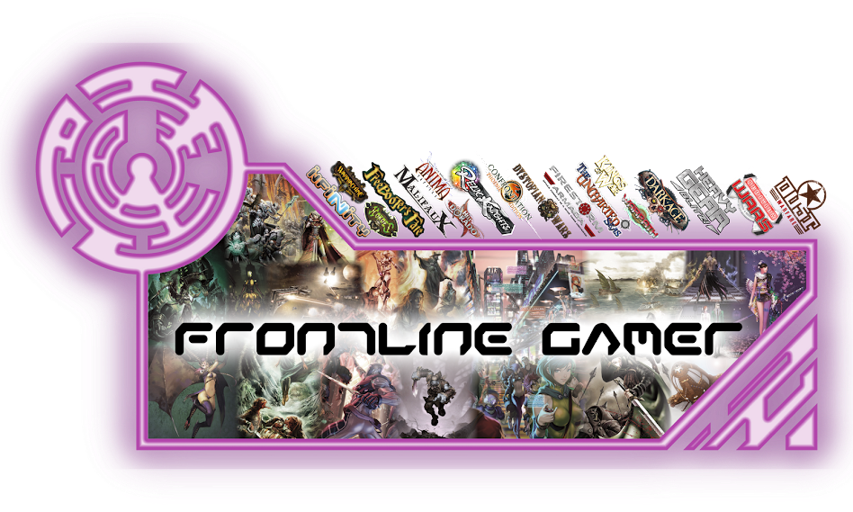 Frontline Gamer