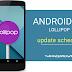 Cara Mudah Upgrade Android Versi Lama Ke Android 5.0 Lollypop