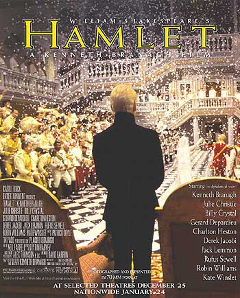 Hamlet de Kenneth Branagh Hamlet_poster01