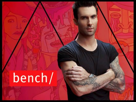 Adam Levine is newest Bench endorser, Adam Levine for Bench!