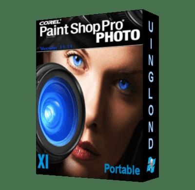 Corel Paint Shop Pro XI Portable