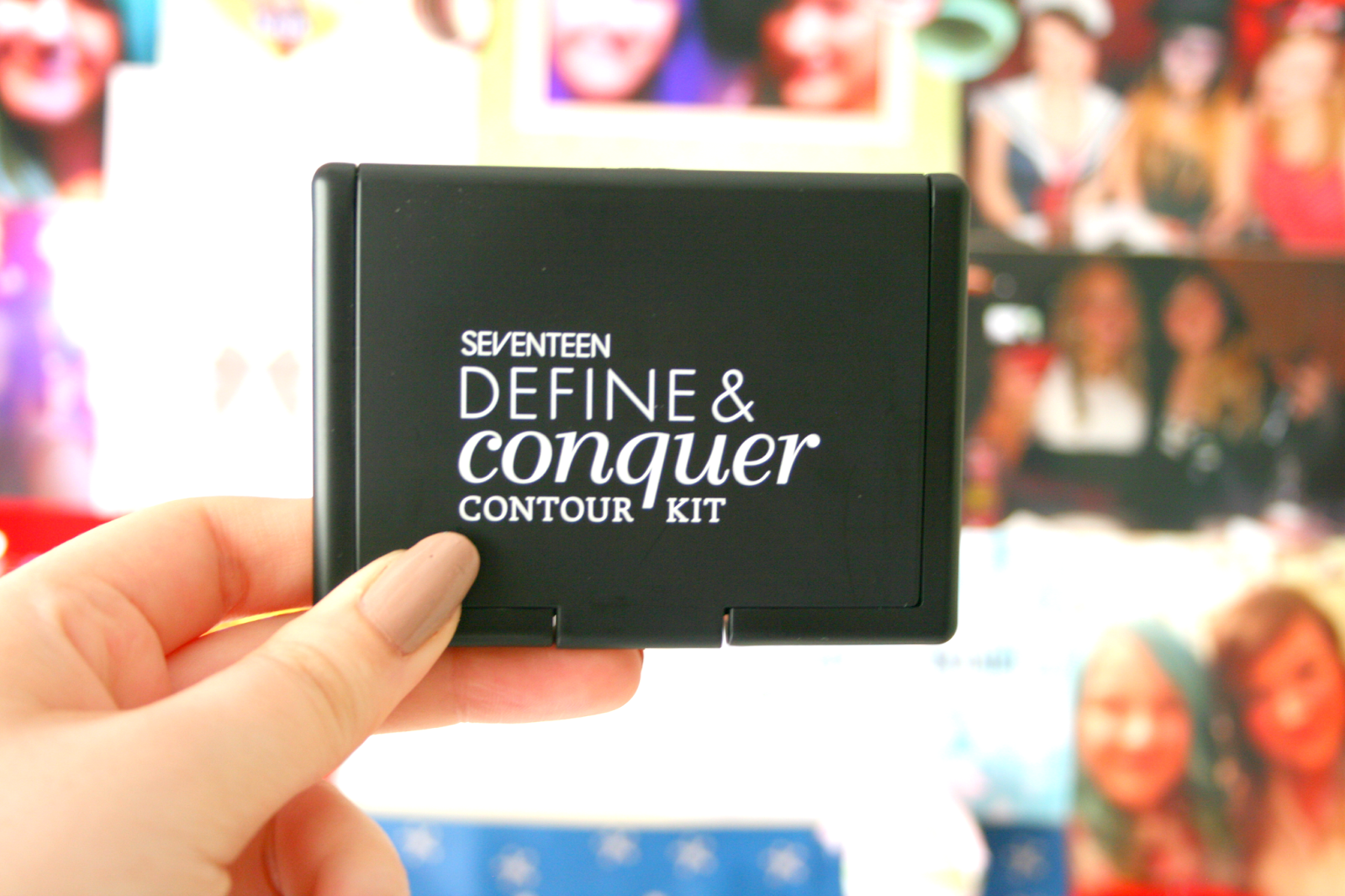 Seventeen Define and Conquer Contour Kit