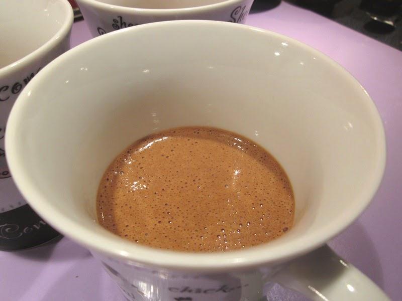 Mug cake chocolat sans gluten