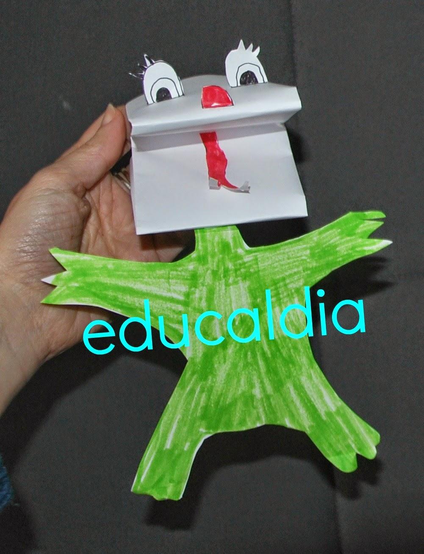 teatro niños diy educacion infantil