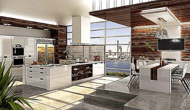 Desain Interior Rumah Minimalis Modern Mungil  Desain Rumah
