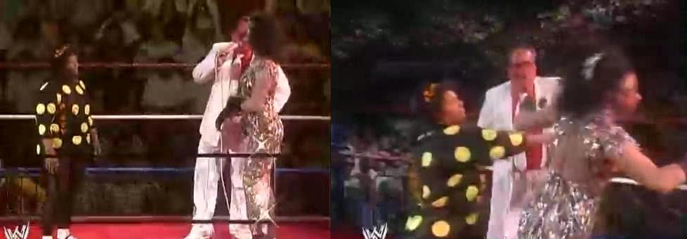 royal rumble 1990 ending a relationship