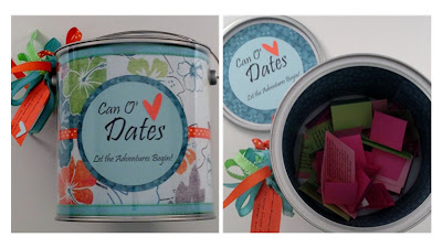 Can O' Dates- Idea for a creative evening with your spouse- www.thecreativeconfectionista.com