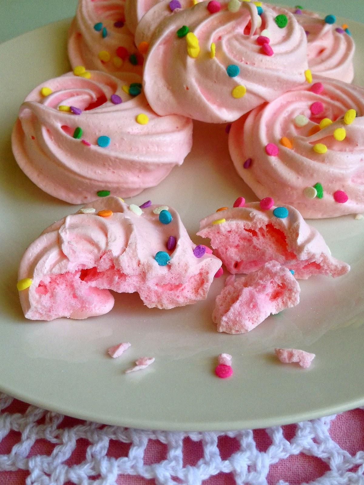 Chocolate Meringue Cookies Recipe