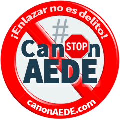 ¡NO AL CANON AEDE!