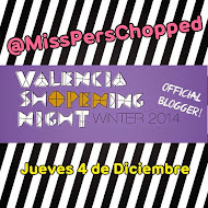 BLOGGER OFICIAL - SHOPENING NIGHT