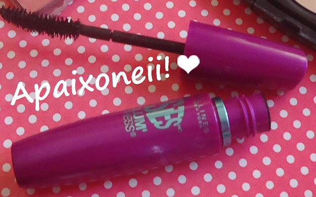 Mascara the falsies maybelline