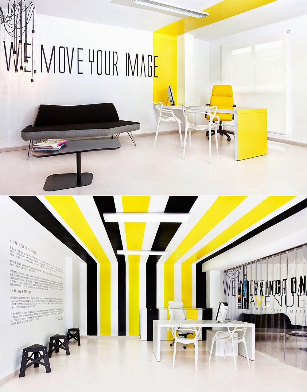 Tuesday Colour Inspiration Black White Grey Yellow