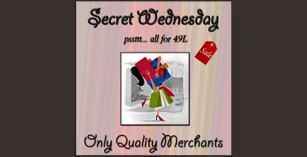 Secret Wednesday