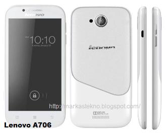 Harga Hp Android Terbaru Lenovo Ideaphone S880 5 Inci Dual Sim