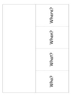 The 3am teacher flap book template free for Html flip book template