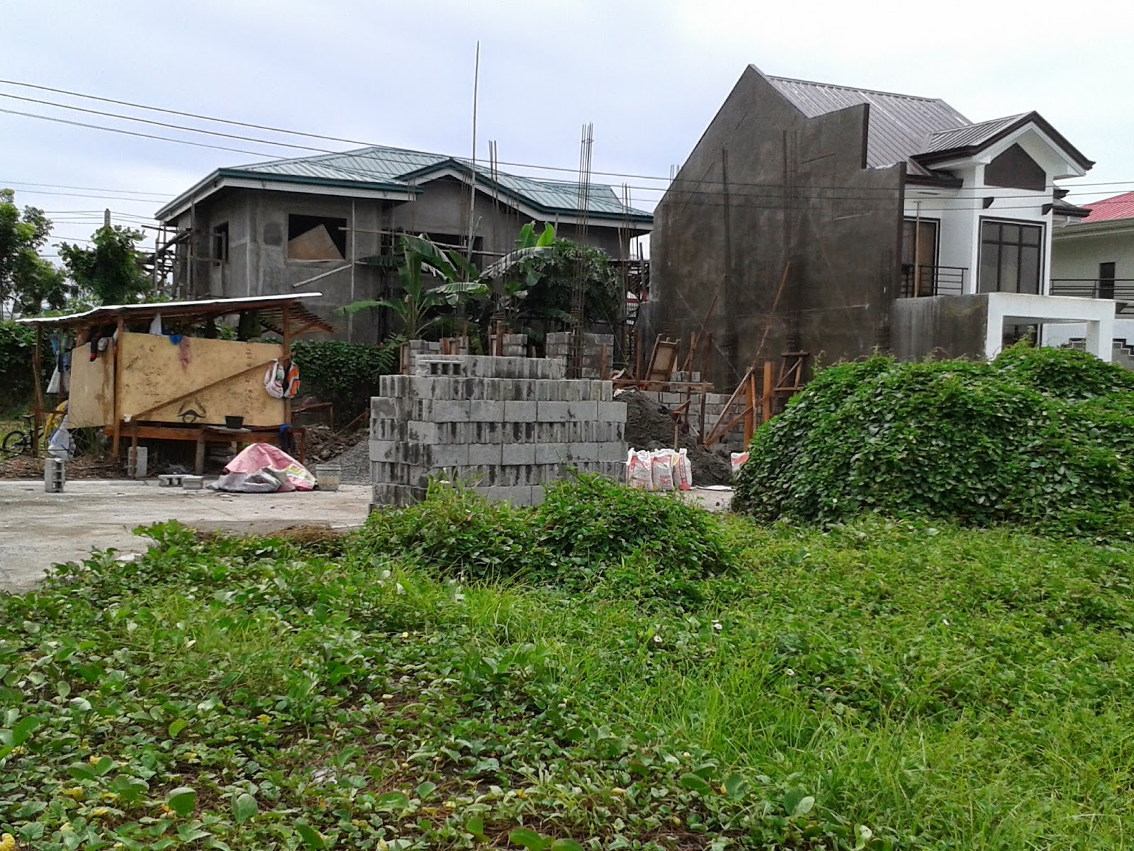The Grove Subdivision House Construction Project In Mandurriao - House design 80 sqm