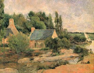 lukisan karya paul gauguin