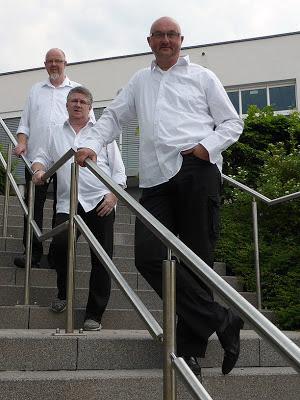 Mario Schönwälder, Detlef Keller, Bas Broekhuis / photo S. Mazars