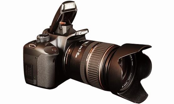 Daftar Harga dan Spesifikasi Kamera DSLR Canon EOS 450D