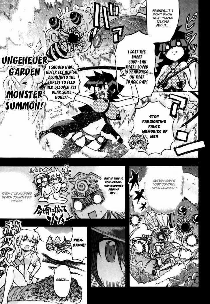 Majo no Kishi - Chapter 6