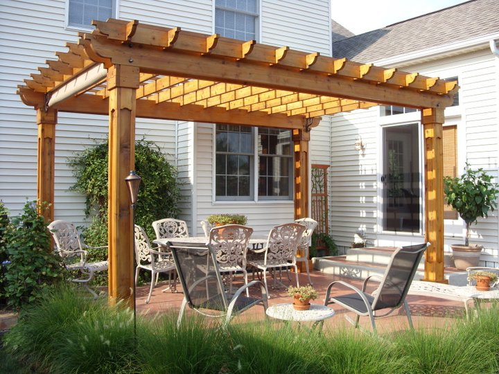 woodwork cedar pergola plans pdf plans. Black Bedroom Furniture Sets. Home Design Ideas
