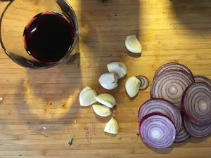 Nainen ja artisokka -ruokablogi