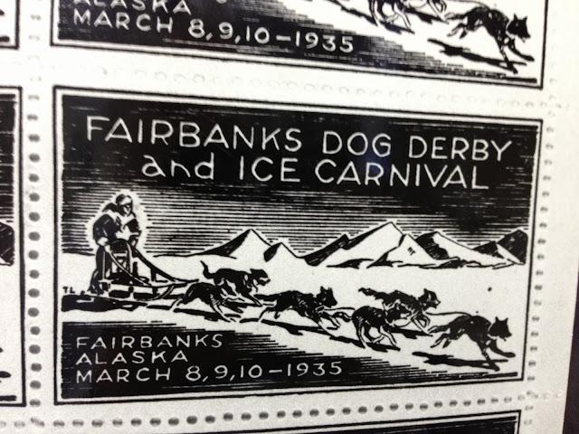 On display at Fairbanks Community Museum.