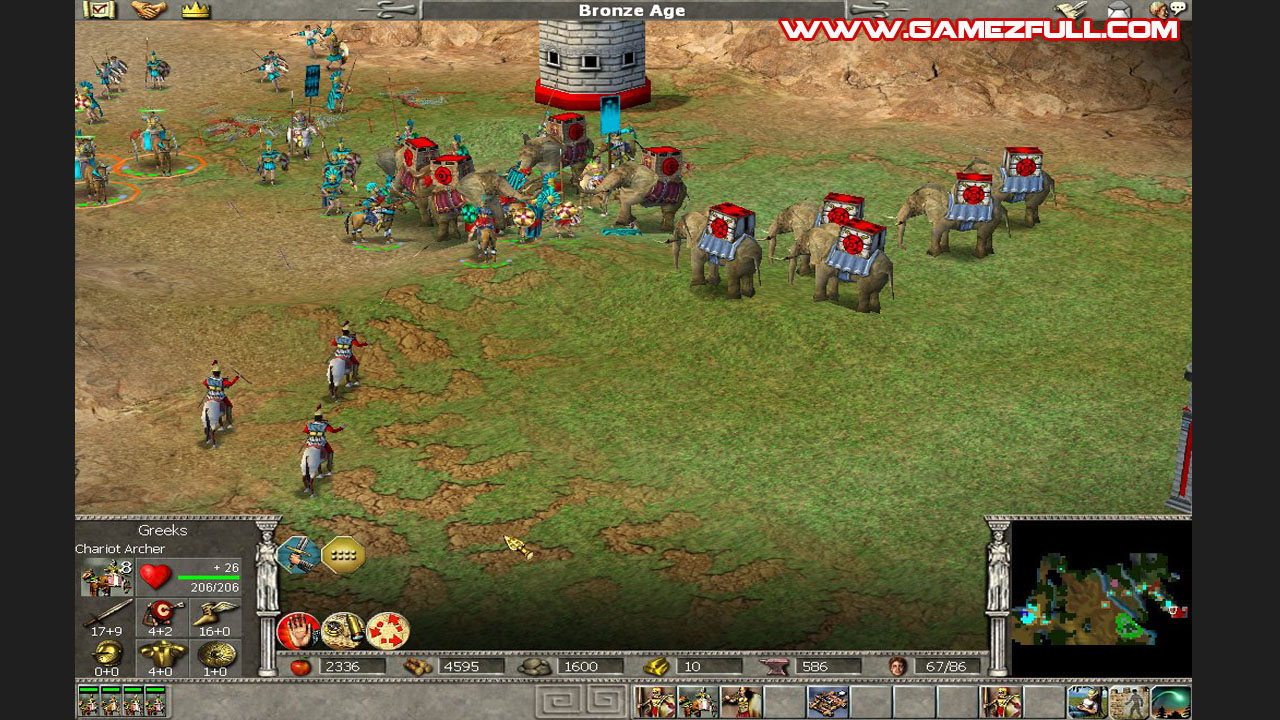 Empire Earth 1 portable sin torrent