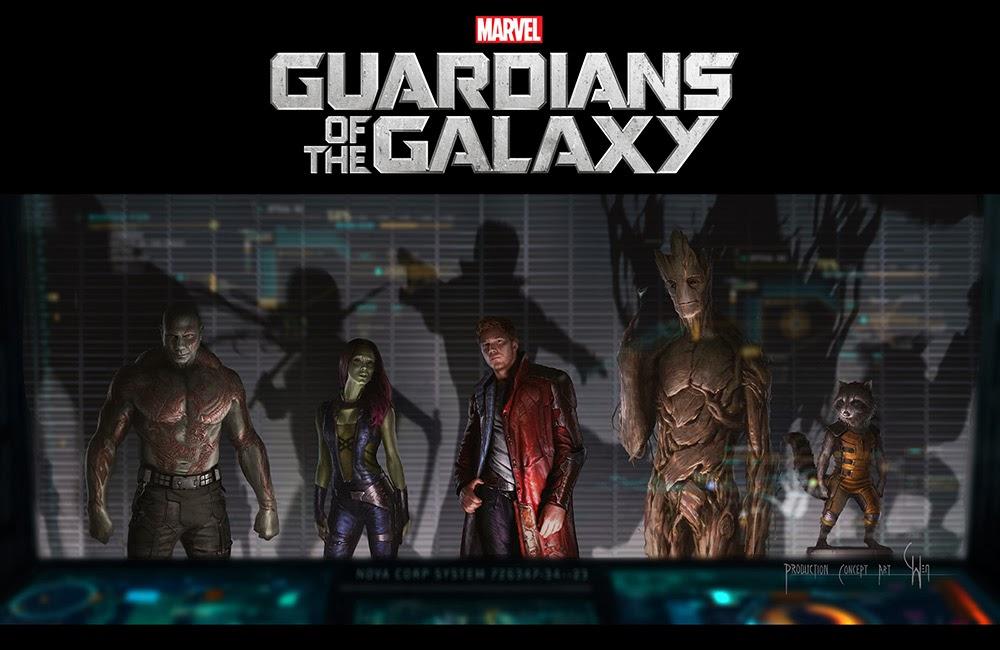 """""""Guardianes de la Galaxia"""" Trailer oficial subtitulado"""