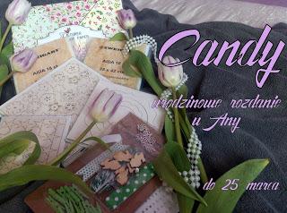 Candy w Nitkowych zapiskach