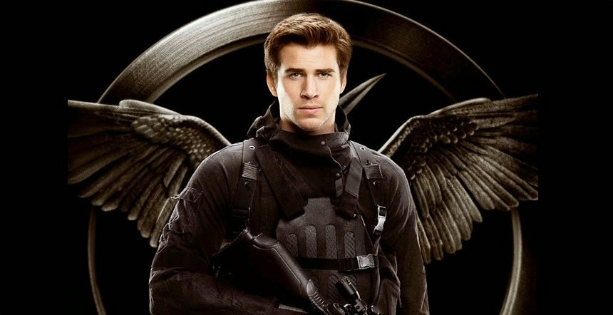 Mockingjay Part 1 Gale Poster