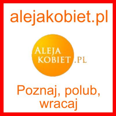 """""""współpracuję  z  alejakobiet.pl"""""""