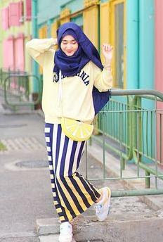 Hijab Dress Casual