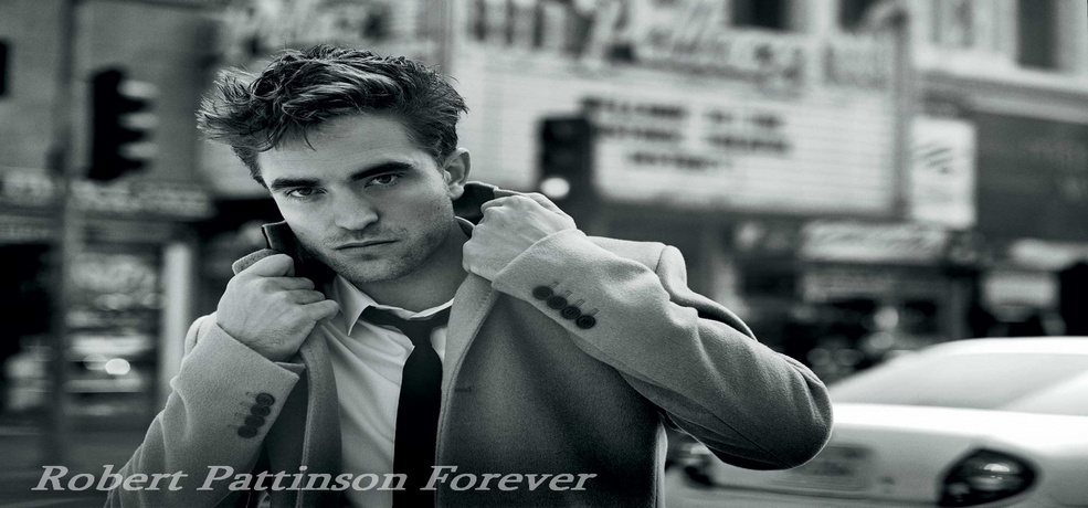 Robert Pattinson Forever Fansite