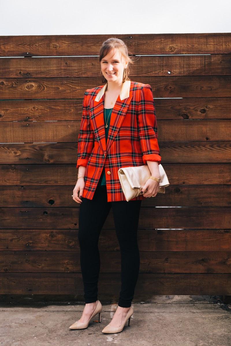 Holiday Party Style, Nashville Fashion Blogger, Stilettoed to Steeltoed