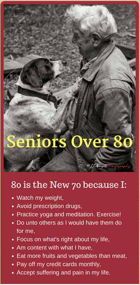 Senior's Longevity List