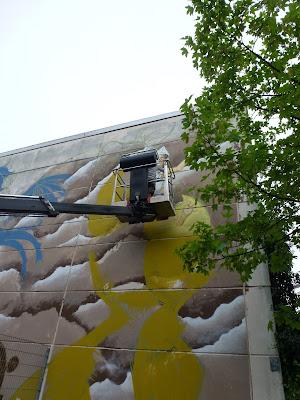 Fraubath; Graffiti,