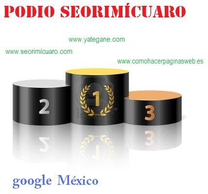 seorimícuaro google mexico
