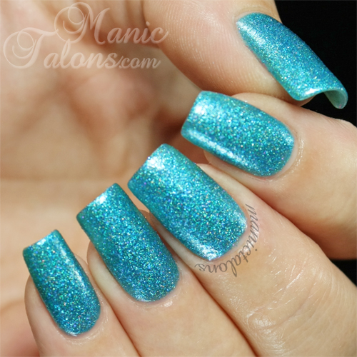 Glam Polish Bye Bye Baby Swatch