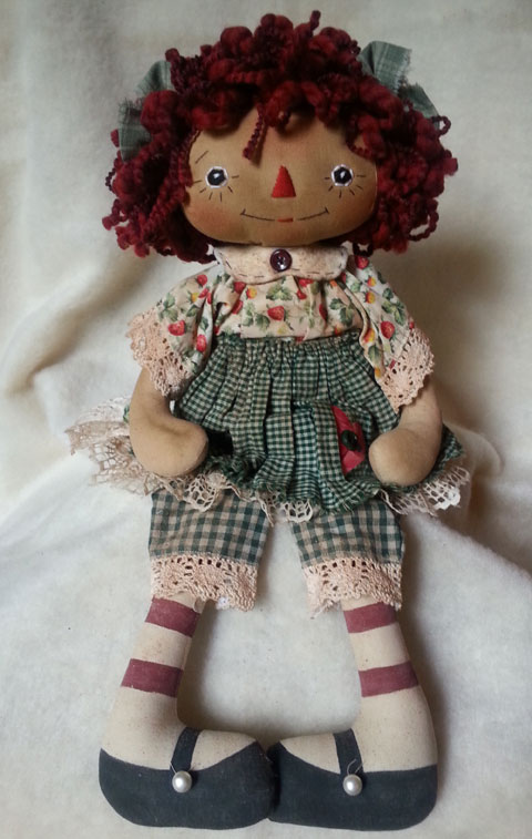 Strawberry Dress Annie #10