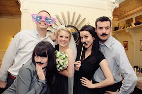 DIY Photobooth-Rehearsal Dinner