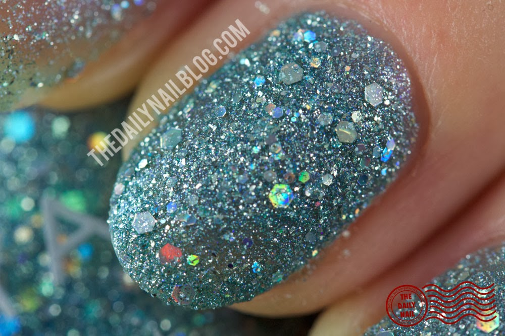 ZOYA VEGA CLOSE UP